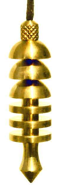 Iso-Ris Mini Dowsing Pendulum